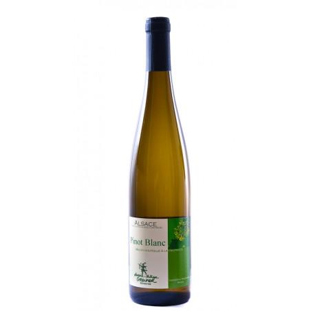 AOC Alsace Pinot Blanc Biologique Domaine Laurence et Philippe Greiner Riquewihr