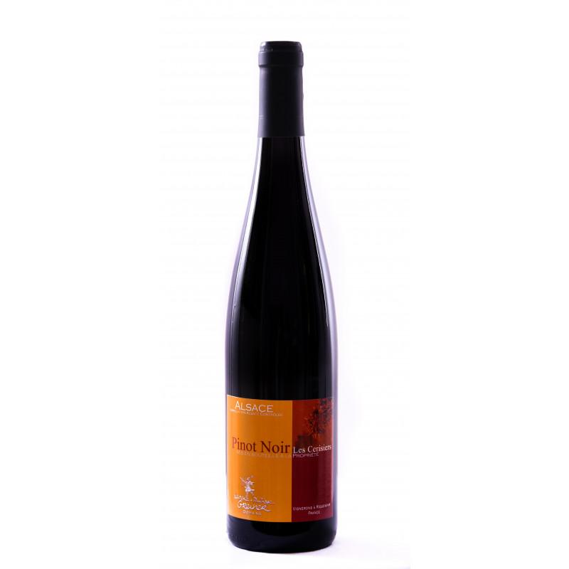 Pinot Noir Les Cerisiers Bio Domaine Greiner Riquewihr