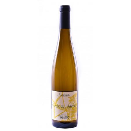 Vin D'Alsace Cuvée de l'Archer Bio Domaine Greiner Riquewihr