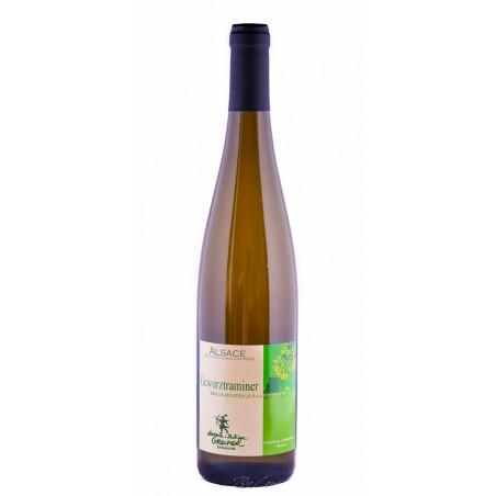Vin d'Alsace Gewurztraminer Biologique Domaine Laurence et Philippe Greiner Riquewihr